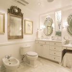 зеркало в ванную комнату фото декора