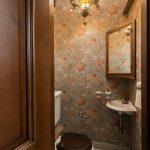 зеркало в ванную комнату интерьер фото