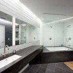 зеркало в ванную комнату интерьер идеи