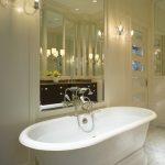 зеркало в ванную комнату идеи интерьер