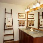 зеркало в ванную комнату оформление фото