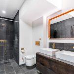 зеркало в ванную комнату фото оформление