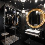зеркало в ванную комнату фото оформления