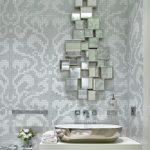 зеркало в ванную комнату оформление идеи