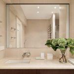 зеркало в ванную комнату варианты фото