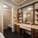 зеркало в ванную комнату фото варианты