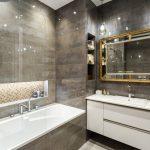 зеркало в ванную комнату виды идеи
