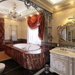зеркало в ванную комнату идеи виды