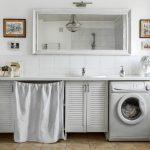 зеркало в ванную комнату дизайн фото