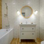 зеркало в ванную комнату фото дизайн