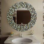 зеркало в ванную комнату дизайн идеи