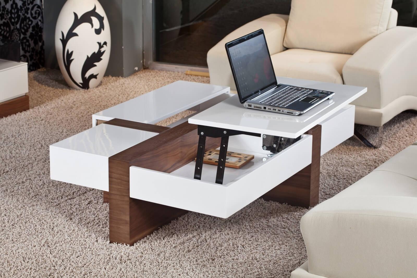 столик для ноутбука журнальный