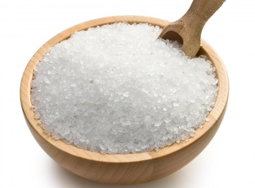 чашка с солью