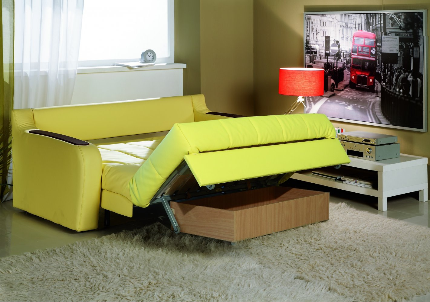мебель трансформируется