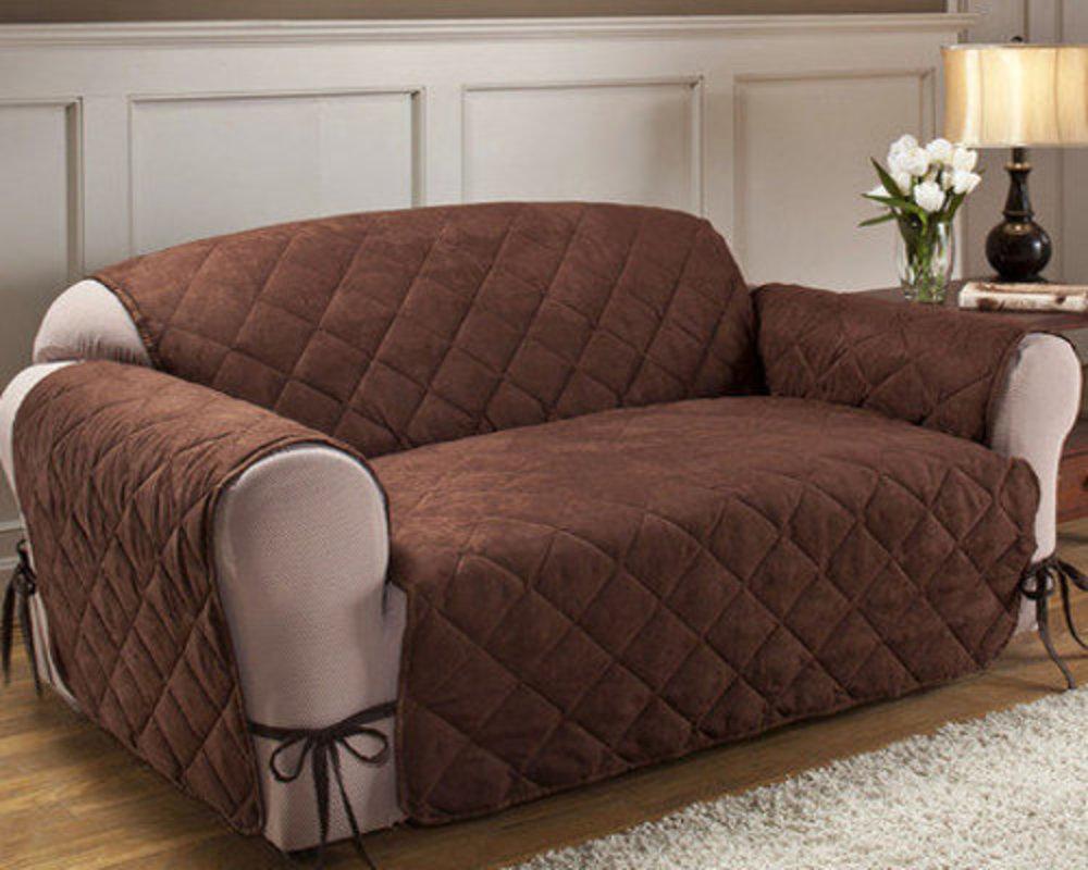 накидкой на диван