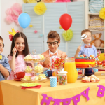 декор детского праздника идеи вариантов