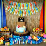 декор детского праздника идеи фото