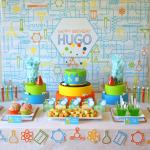 декор детского праздника дома