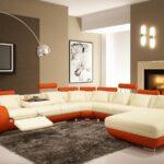 фонари над диваном