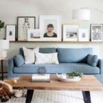 рисунки над диваном