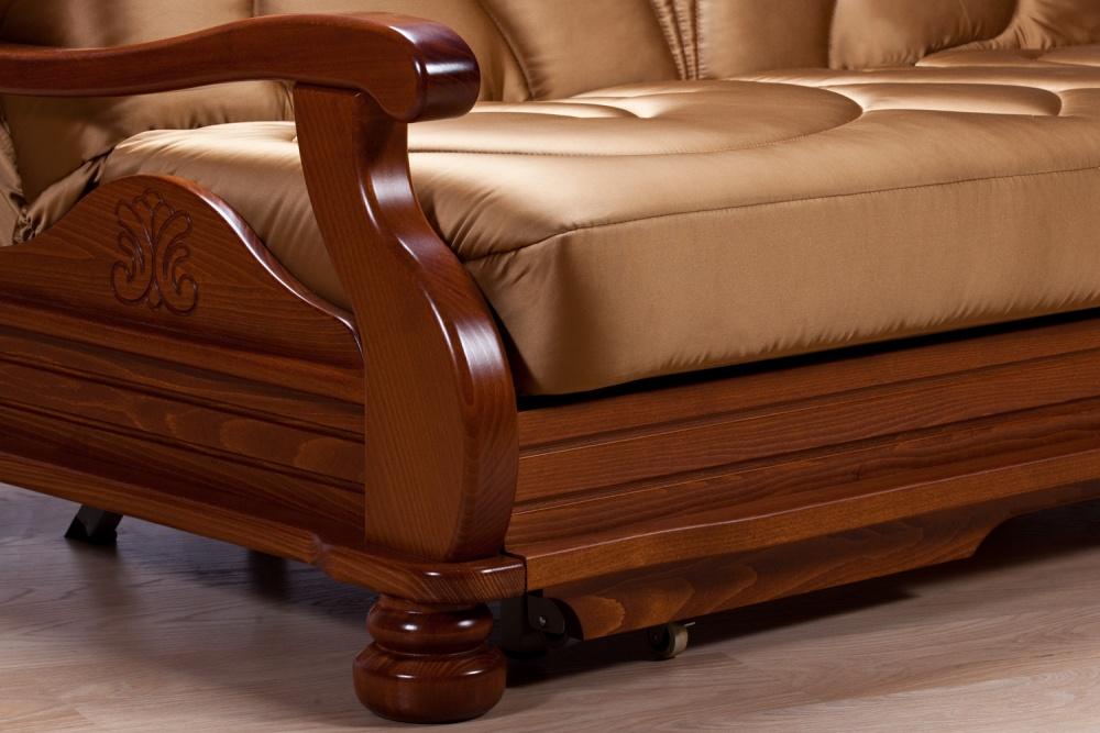 деревянная часть дивана