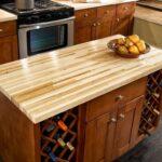 деревянная столешница для кухни идеи вариантов
