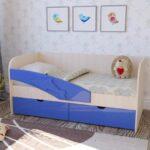 детская кровать дельфин декор