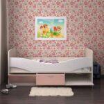детская кровать дельфин интерьер