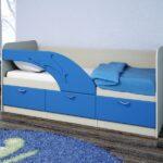 детская кровать дельфин идеи интерьера