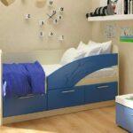 детская кровать дельфин фото видов