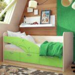 детская кровать дельфин дизайн фото