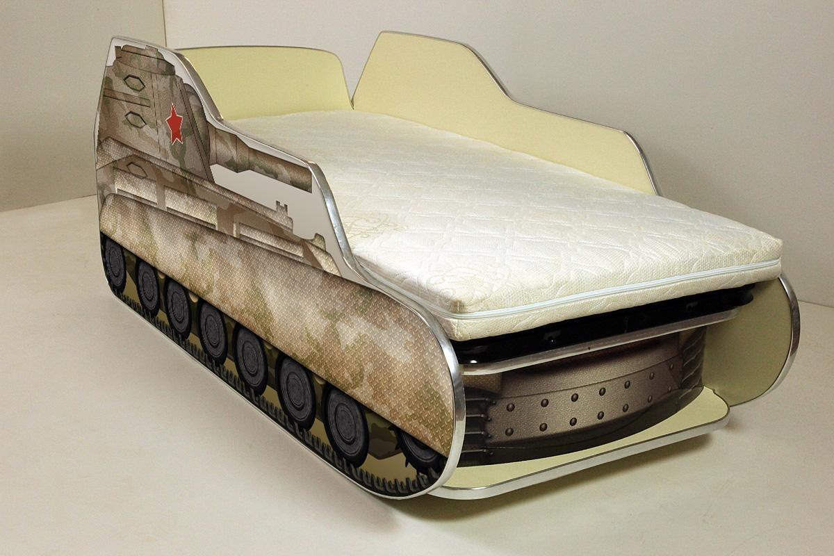 выбор модели кровати машины