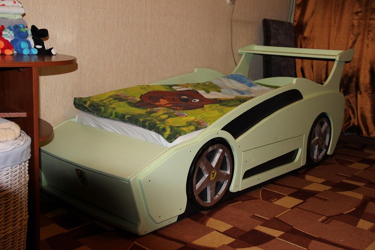 уход за кроватью машиной