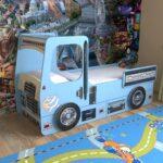 детская кровать-машина грузовик