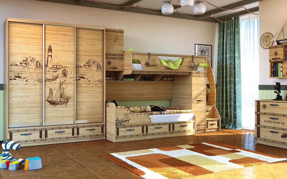 натуральный материал для мебели