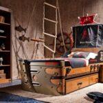 детс пиратскаякая морская мебель