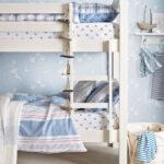 детская морская мебель нежная кровать