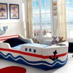детская морская мебель корабль