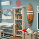 детская морская мебель с доской