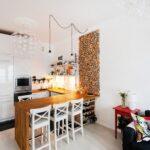 диван на кухне декор фото