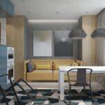 диван на кухне идеи фото