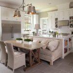 диван на кухне виды фото