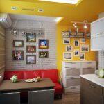 диван на кухне обзор