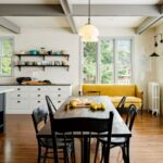 диван на кухне виды декора