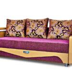 диван с механизмом тик так яркий
