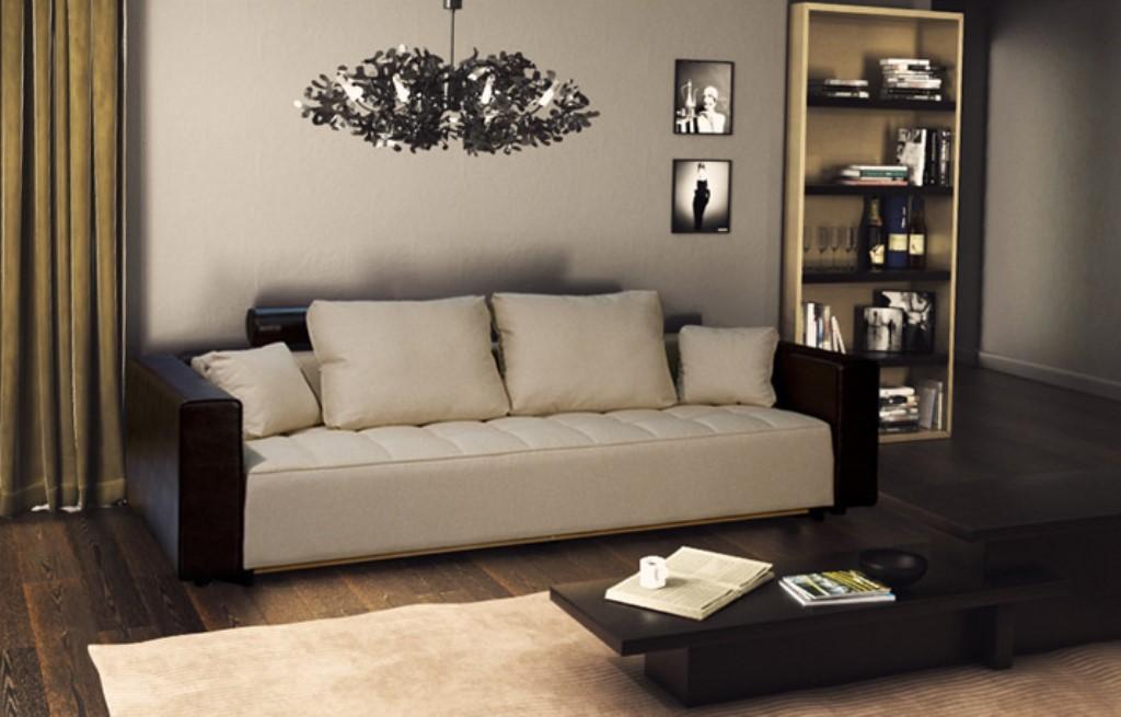 диван с механизмом тик так прямой