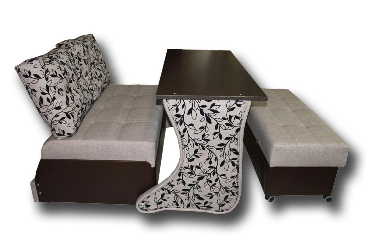 модульный диван-стол