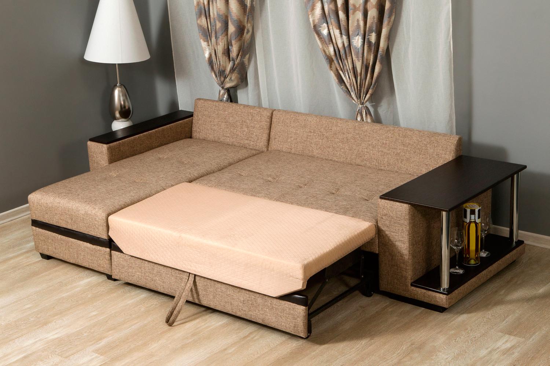 кровать с приставным элементом