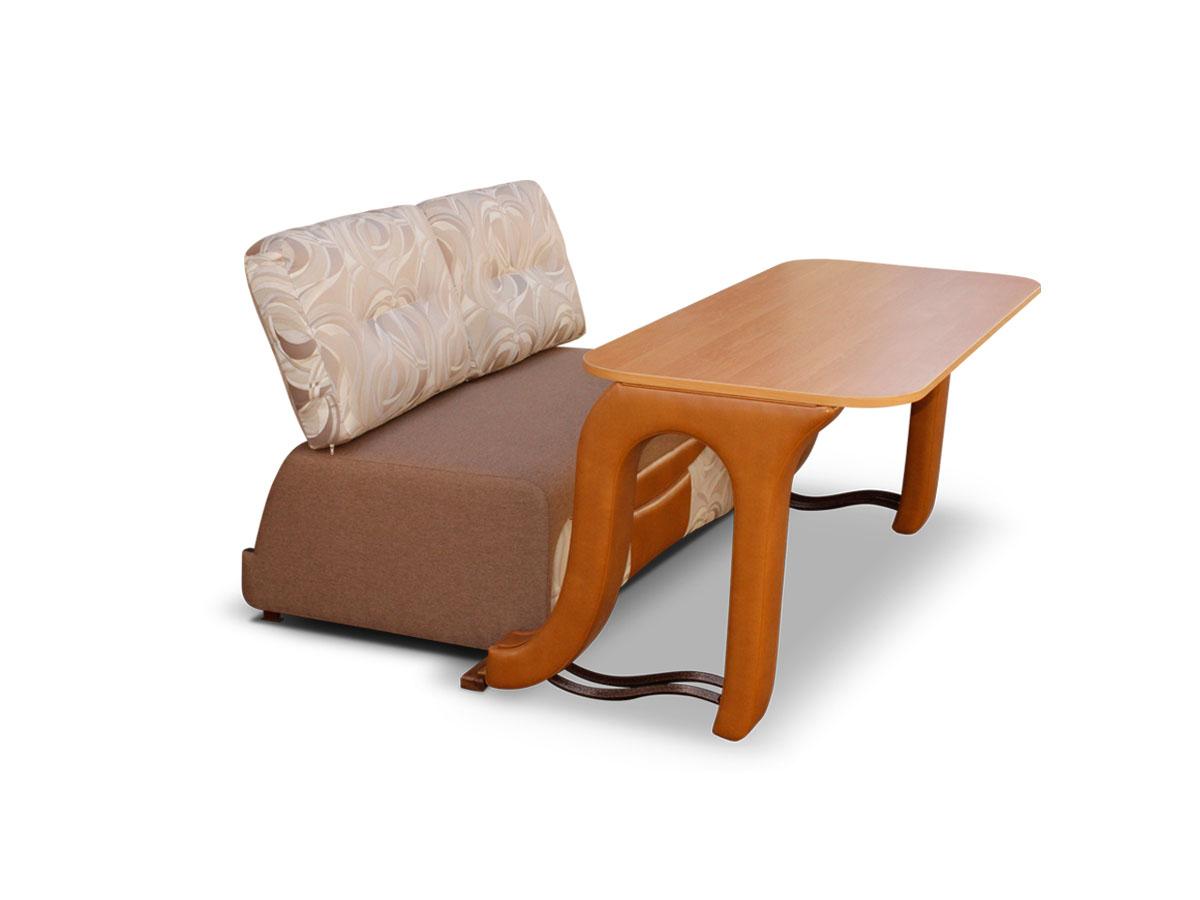 использование дивана-стола