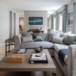 угловой диван в кухню